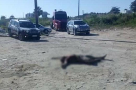 Quixeramobinense é morto na frente do filho de nove anos em Caucaia região metropolitana de Fortaleza