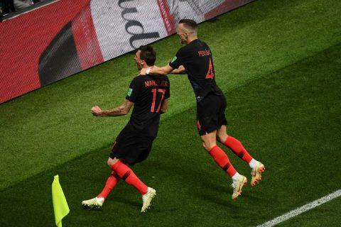 Croácia vence Inglaterra na prorrogação e enfrenta a França na final da Copa