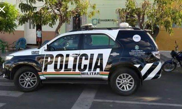 Polícia recupera motocicleta roubada na zona rural de Morada Nova