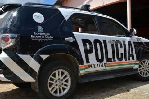 Homem é preso em Solonópole após ser acusado de agredir um idoso e ameaçar uma mulher