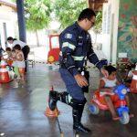 Autarquia de Trânsito de Quixeramobim reduz acidentes levando ensinamentos às escolas