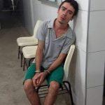 Polícia Civil realiza prisão de homem acusado de vários furtos na região de Baturité