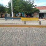 Dupla de criminosos realiza roubo a mão armada na praça central de Choró