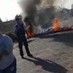 Homem é autuado por desacato e por desobedecer ordem policial durante manifestação em Quixadá