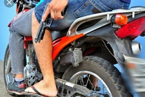 Criminosos realizam roubo a mão armada na zona rural de Deputado Irapuan Pinheiro