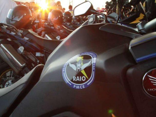Equipe do RAIO realiza prisão por tráfico de entorpecentes em Quixeramobim