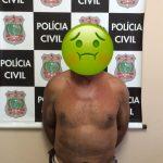 Polícia Civil de Morada Nova realiza prisão de suspeito de ter estuprado mulher com problemas psicológicos