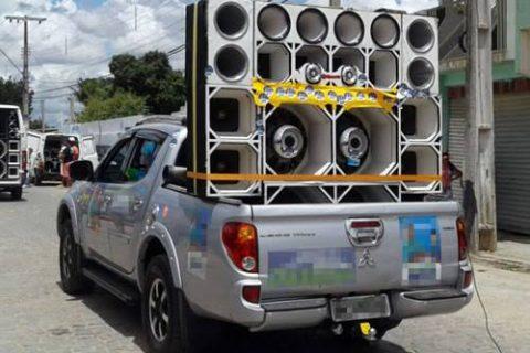 Ministério Público do Ceará recomenda combate à poluição sonora em Boa Viagem