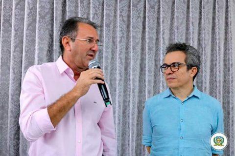 """Quixeramobim realizou ontem (09) o Seminário """"Conselheiro e as Cidades"""", no auditório da UNIQ."""