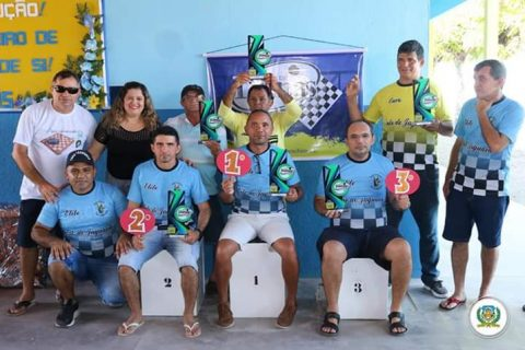 Quixeramobim sediou a 2° Etapa do Campeonato de Damas Clube Vale do Jaguaribe.