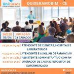 A Unicursos está voltando para a cidade de Quixeramobim – CE e disponibilizando os melhores cursos profissionalizantes gratuitos.