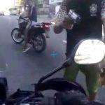 Criminosos armados realizam roubo de motocicleta em Quixadá