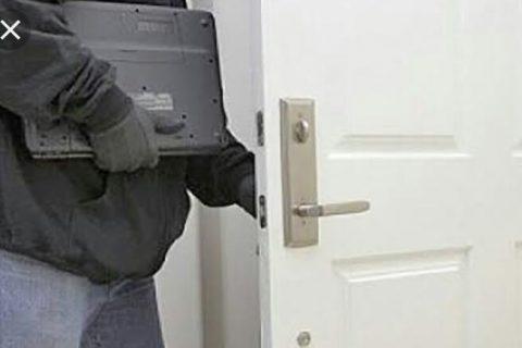 Arrombamento e furto à residência são registrados em Quixeramobim