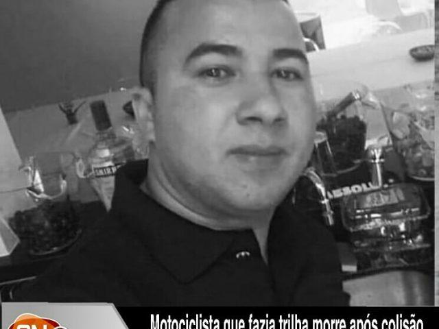 Motociclista que fazia trilha morre após colisão frontal com EcoSport na zona rural de Granja