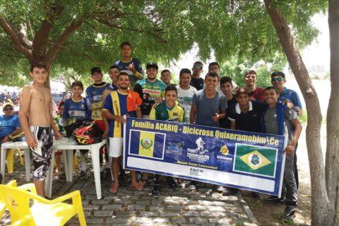 Show de esporte radical no Sertão Central, mais uma vez o bicicross Quixeramobim é destaque