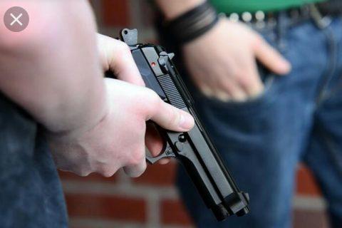 Polícia registra roubo a mão armada em Pedra Branca