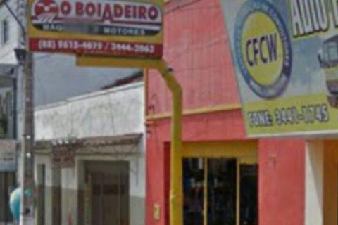 Estabelecimento comercial é alvo de arrombamento e furto no centro de Quixeramobim
