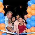 O Prefeito Clébio Pavone e o Secretário de Saúde Eugênio Gomes realizaram ontem (22), a solenidade de inauguração do Ponto de Apoio de Pedreiras.