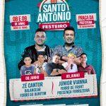 Vem aí a III Edição do Santo Antônio Festeiro em Quixeramobim