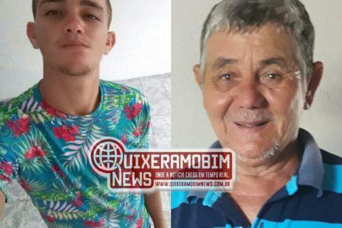 Colisão entre carro e motocicleta deixa duas vítimas fatais em Morada Nova