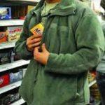 Homem é conduzido até a Delegacia em Quixadá após furtar um supermercado