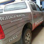 Polícia Militar realiza prisão de três acusados de tentativa de furto na zona rural de Quixeramobim
