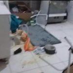 Homem é preso em Quixadá após invadir residência de sua ex-companheira e agredi-la