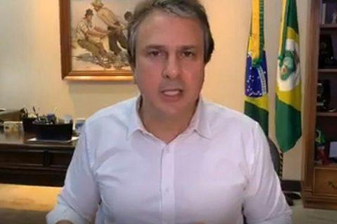 Camilo Santana anuncia prorrogação de decreto que mantém quarentena a serviços não essenciais