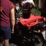 Colisão entre motocicletas deixa duas pessoas feridas em Pedra Branca