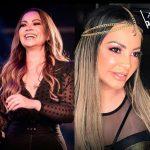 Solange Almeida e Márcia Fellipe farão live juntas em Fortaleza