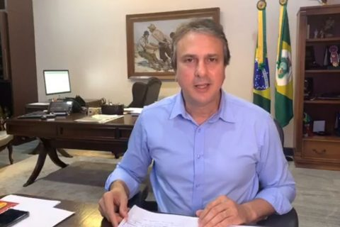 Camilo Santana revoga decreto e mantém fechamento de empresas em decisão nesta madrugada