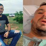 Internado com Covid-19, Junior Vianna tem previsão de alta hospitalar para terça-feira (24)