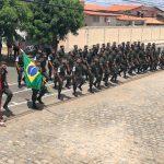 Encerramento das atividades de instrução da Turma de Atiradores de 2020 em Quixeramobim