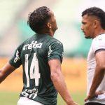 Ceará sofre apagão e perde por 3 a 0 para o Palmeiras nas quartas de final da Copa do Brasil