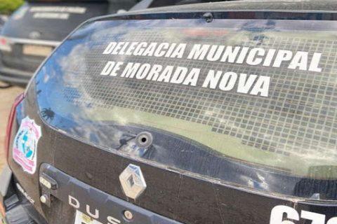 Polícia Civil prende homens suspeitos de descumprir medidas protetivas em Morada Nova