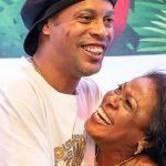 Mãe de Ronaldinho Gaúcho morre aos 71 anos, vítima de Covid-19