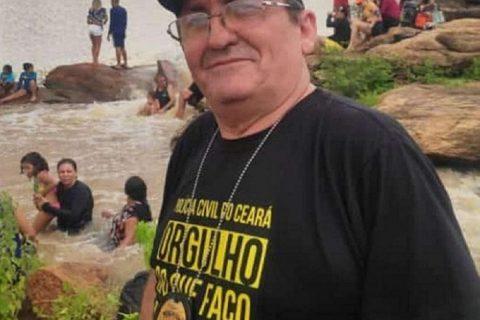Preso por tráfico de drogas toma arma de escrivão e atira na nuca de agente em Delegacia de Tauá