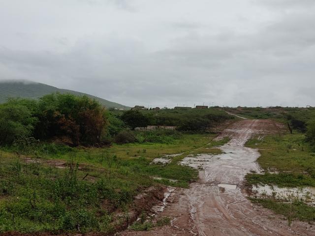 Vídeo: Chove em todo Quixeramobim neste domingo 02/05/2021