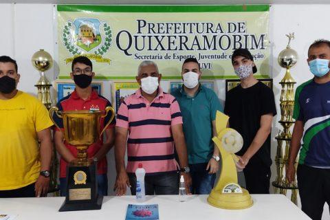 Vídeo: Sejuvi lança o primeiro campeonato de jogos eletrônicos em Quixeramobim