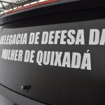 Polícia Civil prende homem em flagrante suspeito de agredir a companheira em Quixadá