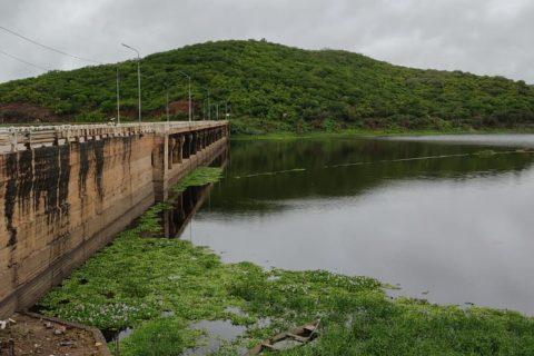 Veja o vídeo: Confira o registro de chuva em Quixeramobim