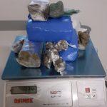 Homem em posse de drogas é preso em ação conjunta em Pedra Branca