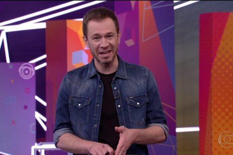 Tiago Leifert apresentará o 'Domingão do Faustão' no domingo (13)